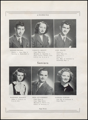 Page 15, 1946 Edition, Windfall High School - Anemone Yearbook (Windfall, IN) online yearbook collection
