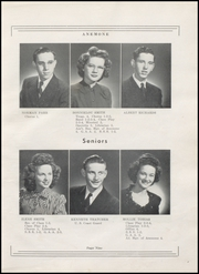 Page 17, 1946 Edition, Windfall High School - Anemone Yearbook (Windfall, IN) online yearbook collection