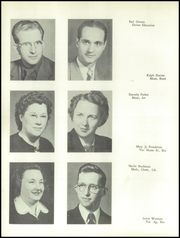 Page 10, 1954 Edition, Albion Jefferson High School - Torch Yearbook (Albion, IN) online yearbook collection