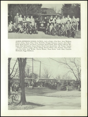 Page 11, 1954 Edition, Albion Jefferson High School - Torch Yearbook (Albion, IN) online yearbook collection