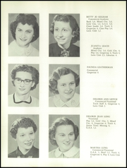 Page 14, 1954 Edition, Albion Jefferson High School - Torch Yearbook (Albion, IN) online yearbook collection