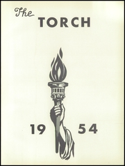 Page 3, 1954 Edition, Albion Jefferson High School - Torch Yearbook (Albion, IN) online yearbook collection