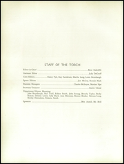 Page 4, 1954 Edition, Albion Jefferson High School - Torch Yearbook (Albion, IN) online yearbook collection