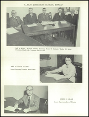Page 8, 1954 Edition, Albion Jefferson High School - Torch Yearbook (Albion, IN) online yearbook collection