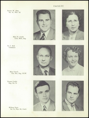 Page 9, 1954 Edition, Albion Jefferson High School - Torch Yearbook (Albion, IN) online yearbook collection