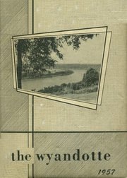 1957 Edition, Leavenworth High School - Wyandotte Yearbook (Leavenworth, IN)