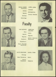 Page 13, 1954 Edition, Union Township High School - Eagle Yearbook (Bellmore, IN) online yearbook collection