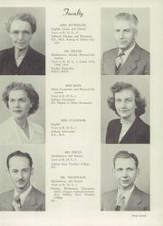 Page 11, 1950 Edition, Kent High School - K Yearbook (Kentland, IN) online yearbook collection