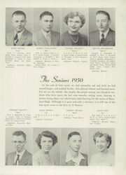 Page 15, 1950 Edition, Kent High School - K Yearbook (Kentland, IN) online yearbook collection