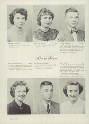 Page 16, 1950 Edition, Kent High School - K Yearbook (Kentland, IN) online yearbook collection