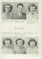 Page 17, 1950 Edition, Kent High School - K Yearbook (Kentland, IN) online yearbook collection