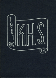 Page 1, 1951 Edition, Kent High School - K Yearbook (Kentland, IN) online yearbook collection