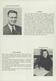 Page 11, 1951 Edition, Kent High School - K Yearbook (Kentland, IN) online yearbook collection