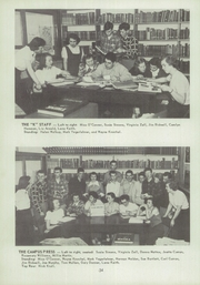 Page 38, 1951 Edition, Kent High School - K Yearbook (Kentland, IN) online yearbook collection