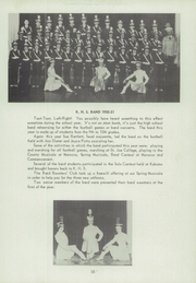 Page 39, 1951 Edition, Kent High School - K Yearbook (Kentland, IN) online yearbook collection