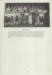Page 40, 1951 Edition, Kent High School - K Yearbook (Kentland, IN) online yearbook collection