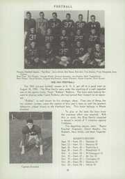 Page 42, 1951 Edition, Kent High School - K Yearbook (Kentland, IN) online yearbook collection