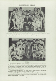 Page 45, 1951 Edition, Kent High School - K Yearbook (Kentland, IN) online yearbook collection