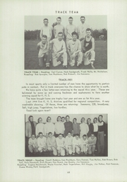 Page 48, 1951 Edition, Kent High School - K Yearbook (Kentland, IN) online yearbook collection
