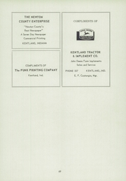 Page 73, 1951 Edition, Kent High School - K Yearbook (Kentland, IN) online yearbook collection
