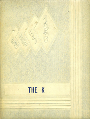 Kent High School - K Yearbook (Kentland, IN) online yearbook collection, 1956 Edition, Page 1