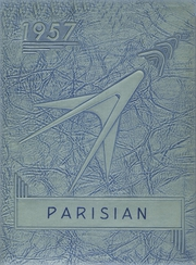 Page 1, 1957 Edition, New Paris High School - Parisian Yearbook (New Paris, IN) online yearbook collection