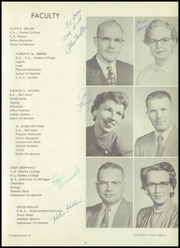 Page 11, 1957 Edition, New Paris High School - Parisian Yearbook (New Paris, IN) online yearbook collection
