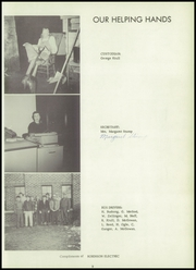 Page 13, 1957 Edition, New Paris High School - Parisian Yearbook (New Paris, IN) online yearbook collection