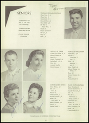 Page 16, 1957 Edition, New Paris High School - Parisian Yearbook (New Paris, IN) online yearbook collection