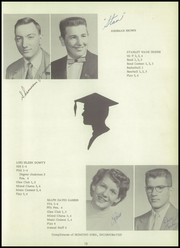 Page 17, 1957 Edition, New Paris High School - Parisian Yearbook (New Paris, IN) online yearbook collection