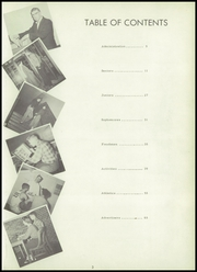 Page 7, 1957 Edition, New Paris High School - Parisian Yearbook (New Paris, IN) online yearbook collection