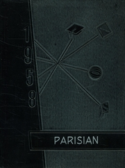 Page 1, 1958 Edition, New Paris High School - Parisian Yearbook (New Paris, IN) online yearbook collection