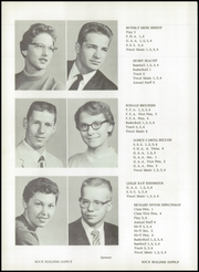 Page 12, 1958 Edition, New Paris High School - Parisian Yearbook (New Paris, IN) online yearbook collection