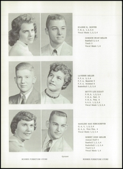 Page 14, 1958 Edition, New Paris High School - Parisian Yearbook (New Paris, IN) online yearbook collection