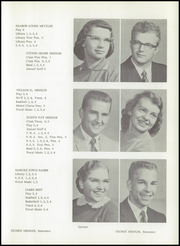 Page 15, 1958 Edition, New Paris High School - Parisian Yearbook (New Paris, IN) online yearbook collection