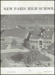 Page 6, 1958 Edition, New Paris High School - Parisian Yearbook (New Paris, IN) online yearbook collection