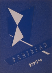Page 1, 1959 Edition, New Paris High School - Parisian Yearbook (New Paris, IN) online yearbook collection