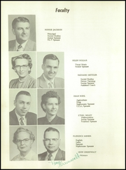 Page 10, 1959 Edition, New Paris High School - Parisian Yearbook (New Paris, IN) online yearbook collection