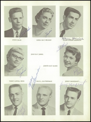 Page 15, 1959 Edition, New Paris High School - Parisian Yearbook (New Paris, IN) online yearbook collection