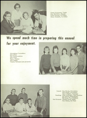 Page 8, 1959 Edition, New Paris High School - Parisian Yearbook (New Paris, IN) online yearbook collection