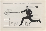Page 15, 1914 Edition, Greenfield High School - Camaraderie Yearbook (Greenfield, IN) online yearbook collection