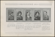 Page 16, 1914 Edition, Greenfield High School - Camaraderie Yearbook (Greenfield, IN) online yearbook collection