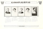 Page 16, 1916 Edition, Greenfield High School - Camaraderie Yearbook (Greenfield, IN) online yearbook collection