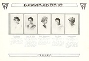 Page 17, 1916 Edition, Greenfield High School - Camaraderie Yearbook (Greenfield, IN) online yearbook collection