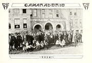 Page 9, 1916 Edition, Greenfield High School - Camaraderie Yearbook (Greenfield, IN) online yearbook collection