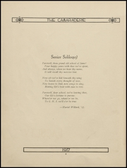 Page 10, 1917 Edition, Greenfield High School - Camaraderie Yearbook (Greenfield, IN) online yearbook collection