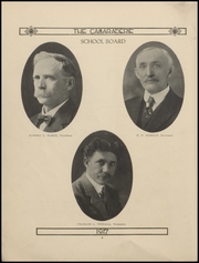Page 12, 1917 Edition, Greenfield High School - Camaraderie Yearbook (Greenfield, IN) online yearbook collection
