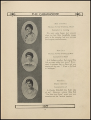 Page 15, 1917 Edition, Greenfield High School - Camaraderie Yearbook (Greenfield, IN) online yearbook collection