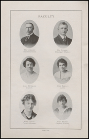 Page 12, 1918 Edition, Greenfield High School - Camaraderie Yearbook (Greenfield, IN) online yearbook collection