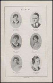 Page 13, 1918 Edition, Greenfield High School - Camaraderie Yearbook (Greenfield, IN) online yearbook collection